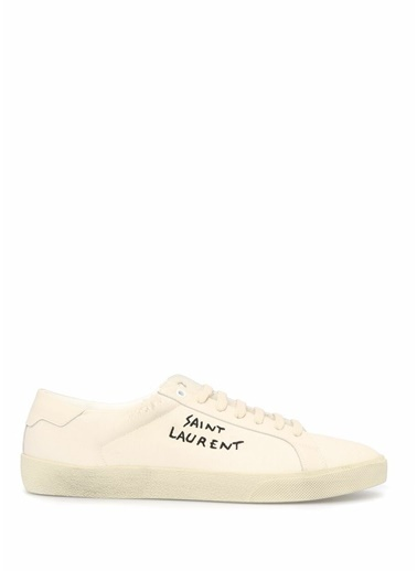 Saint Laurent Sneakers Beyaz